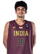 Headshot of Prashant Singh Rawat