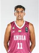 Headshot of Manoj Belur Manjunatha