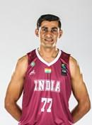 Headshot of Vivek Vinubhai Goti