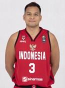 Headshot of Kaleb Ramot Gemilang