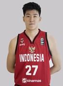 Headshot of Kelvin Sanjaya