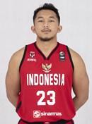 Headshot of  Muhammad Hardian Wicaksono