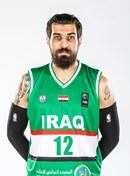 Headshot of Hussein Talib