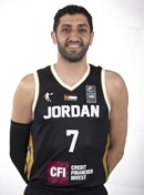Headshot of Ahmad Alhamarsheh