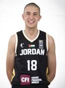Headshot of Mahmoud Hazaymeh