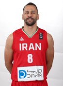 Headshot of Saeid Davarpanah