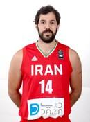 Headshot of Mohammadsamad Nik Khahbahrami