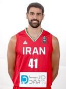 Headshot of Arsalan Kazemi