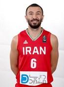 Headshot of Hamed Hosseinzadeh