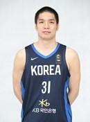 Headshot of Jae Sok Jang