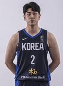 Headshot of Junhyeong Byeon
