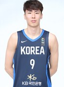 Headshot of Kyochang Song