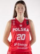 Headshot of Amalia Rembiszewska
