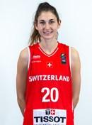 Headshot of Meline Franchina