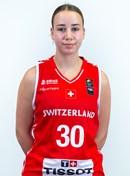 Headshot of Virginie Bruchez