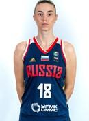 Headshot of Anna Leshkovtseva