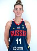 Headshot of Anastasia Logunova