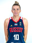 Headshot of Anastasiia Shilova