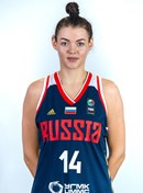 Headshot of Albina Razheva