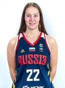 Headshot of Elizaveta Komarova