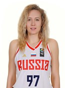 Headshot of Elizaveta Shabanova