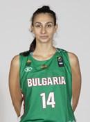 Headshot of Jaklin Dencheva Zlatanova