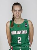 Headshot of Teodora Dineva