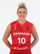Headshot of Maria  Jespersen