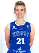 Headshot of Anna Gret Asi