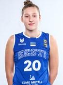 Headshot of Anete Elisabeth Adler