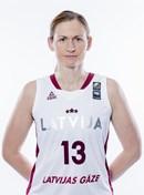 Headshot of Aija Brumermane