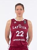 Headshot of Zenta Melnika