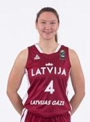 Headshot of Paula Strautmane