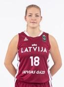 Headshot of Laura Meldere
