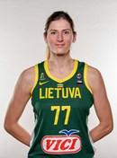 Headshot of Giedrė Labuckienė