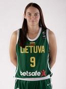 Headshot of Gabrielė Šulskė