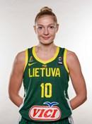 Headshot of Monika Grigalauskytė