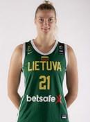Headshot of Laura Miskiniene