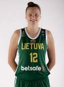 Headshot of Laura Juškaitė