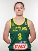 Headshot of Rasa Knyzaitė