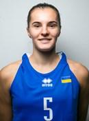 Headshot of Viktoriya Kondus