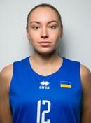 Headshot of Olha Yatskovets