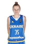 Headshot of Veronika Liubinets