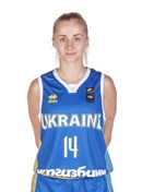 Headshot of Daria Dubniuk