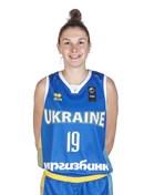 Headshot of Uliana DATSKO