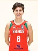 Headshot of Katsiaryna Snytsina