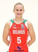 Headshot of Aliaksandra Tarasava