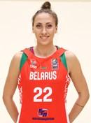 Headshot of Maryna Ivashchanka