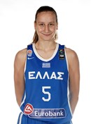Headshot of Eleni Bosgana