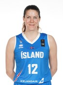 Headshot of Salbjorg Saevarsdottir